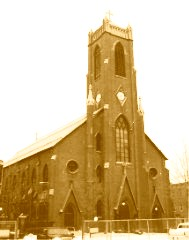St. Peter's Church, Troy, New York