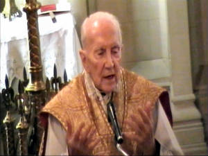Father Sipperly's Homily
