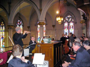 The New York Catholic Chorale Performed