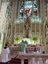 Traditional Latin Mass at St. Peter's